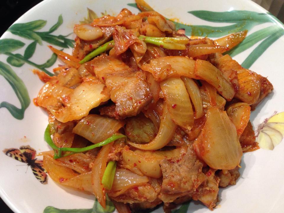 Yvette_韓式回鍋肉
