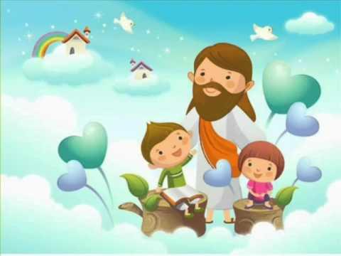 耶穌和小孩